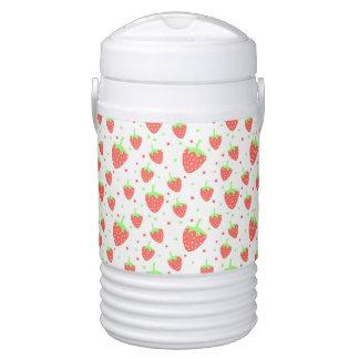 Erdbeeren Igloo Getränke Kühlhalter