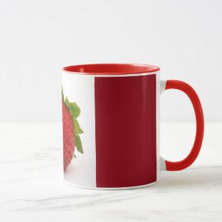 Erdbeerwecker-Tasse Tasse