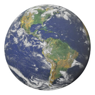 Erde Amerika Afrika Radiergummi 1