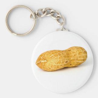 Erdnuss Schlüsselanhänger