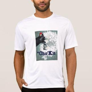 Erdrosseln Sie das Huhn #1 T-Shirt