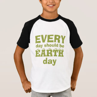 ErdtagesShirts u. -jacken T-Shirt