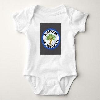 Erdwächter-Kleidung, perfekter Tag der Erde-Gang Baby Strampler