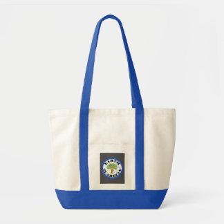 Erdwächter-Tasche, großes Erdtagesgeschenk Tragetasche