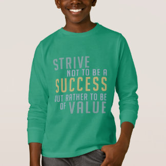 Erfolg u. motivierend Shirts u. Jacken des Wertes