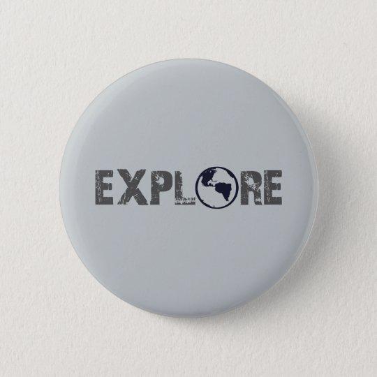 Erforschen Sie Runder Button 5,1 Cm