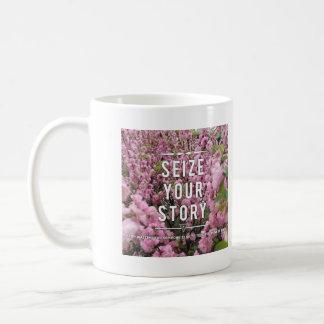 Ergreifen Sie Ihre Geschichte 11 Tasse