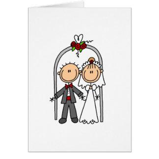 Erhalten der verheirateten Karte