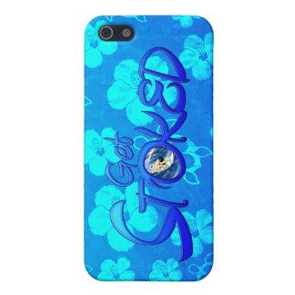 Erhalten Sie das geschürte hawaiische Surfen Etui Fürs iPhone 5