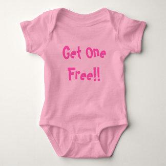 Erhalten Sie ein frei!! Baby Strampler