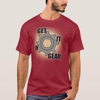 """""""Erhalten Sie es im Gang"""" T-Stück T-Shirt"""