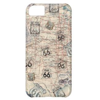 Erhalten Sie Ihre Tritte auf Straßenkarte iPhone iPhone 5C Hülle