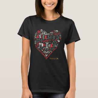Erhalten Sie stärker T-Shirt