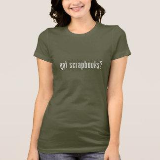 erhaltene Einklebebücher? Shirt