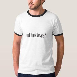 erhaltene Limabohnen T-Shirt