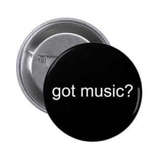 erhaltene Musik? - Besonders angefertigt Runder Button 5,7 Cm