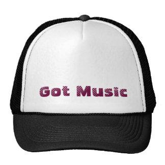 Erhaltene Musik Netzcap