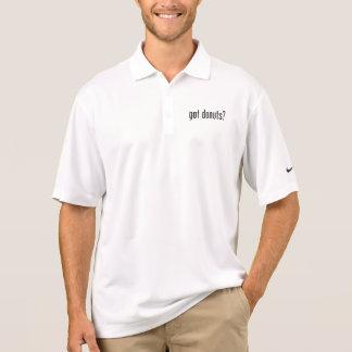 erhaltene Schaumgummiringe Polo Shirt