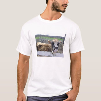 erhaltene Zunge? T-Shirt