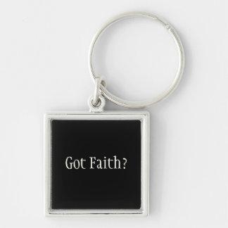 Erhaltener Glaube? Schlüsselanhänger