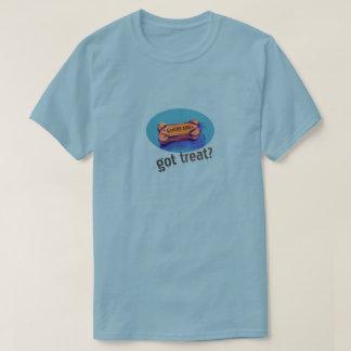 erhaltener Leckerei-T - Shirt