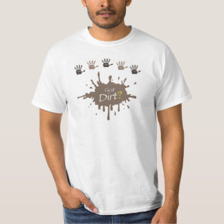 Erhaltener Schmutz? T-Shirt
