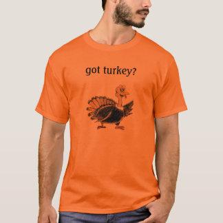 erhaltener Truthahn? T-Shirt