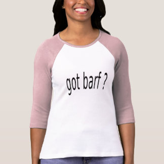 erhaltenes barf? T-Shirt