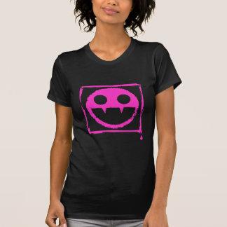 erhaltenes blud smily ded Mädchen Vamp Smily n T-Shirt