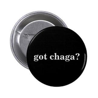 Erhaltenes Chaga?  Knopf Runder Button 5,1 Cm