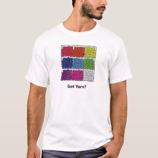 Erhaltenes Garn? T-Shirt