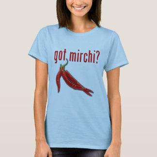 Erhaltenes Mirchi? T-Shirt
