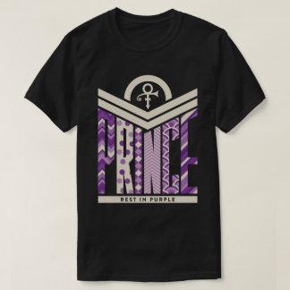 Erholung in Lila T-Shirt