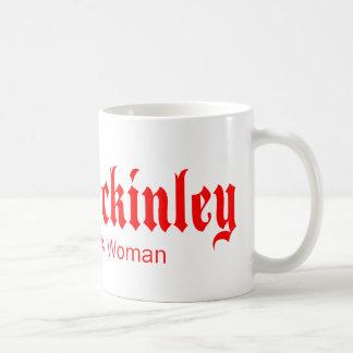 Eric McKinley mehr als eine Frau Kaffeetasse