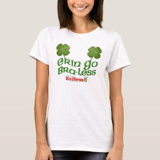 Erin gehen BH-los T-Shirt