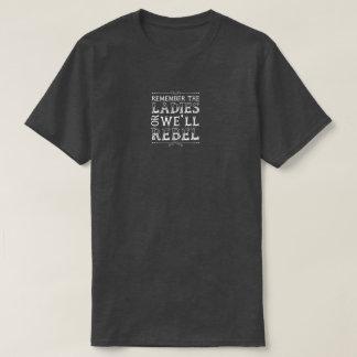 Erinnern Sie sich die an Damen T-Shirt