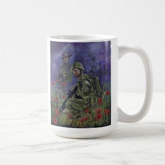 Erinnerung Kaffeetasse