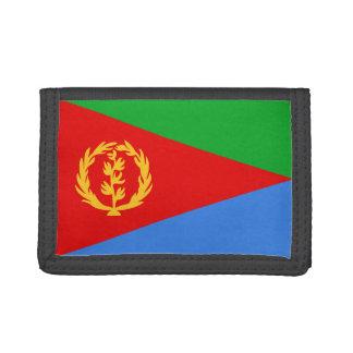 Eritrea-Flaggen-Geldbörse