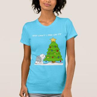 Erklären von Weihnachten Ihrem Hund T-Shirt