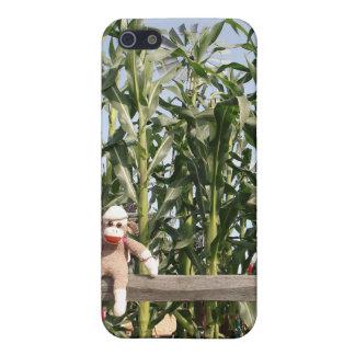 Ernie der Socken-Affe iPhone 4 Fall iPhone 5 Case