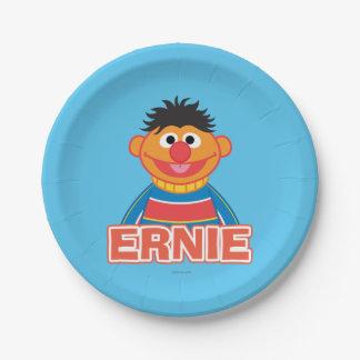 Ernie Klassiker-Art Pappteller