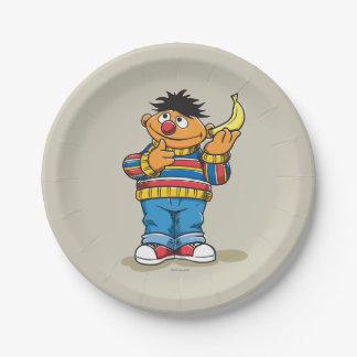 Ernies Bananen Pappteller