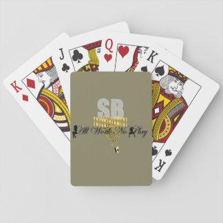 """Ernste Geschäfts-Unterhaltung """"alle bearbeiten Spielkarten"""