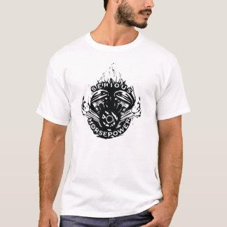 Ernster Pferdestärken-T - Shirt