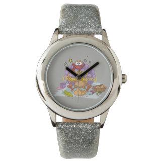 Erntedank Armbanduhr