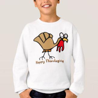 Erntedank die Türkei Sweatshirt