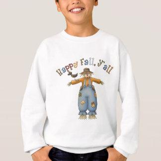 Erntedank-glücklicher Fall-T - Shirt