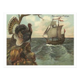 Erntedank-Grüße Postkarten