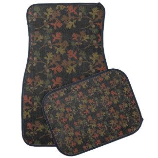 Erntedank-Herbst-Tafel-Muster Autofußmatte
