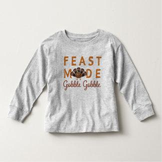 Erntedank Kleinkind T-shirt